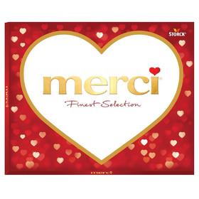 Коробка конфет «Мерси»